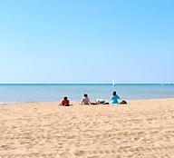 camping bord de mer à 200 mètres de la plage de Châtelaillon