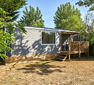 accomodation mobile home la rochelle campsite