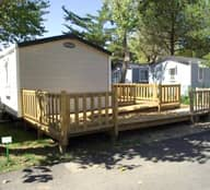 holidays accomodation mobile home campsite