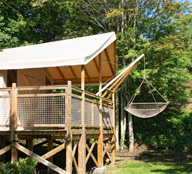Untekunft lodge camping in Châtelaillon-Plage Frankreich