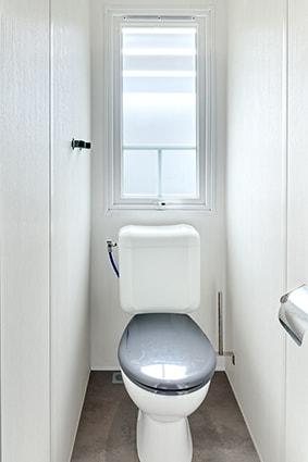 Toilette mobil home l'Escale