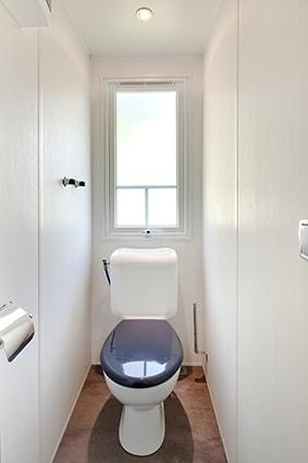 Toilettes mobil home les Flots pour 4 pers