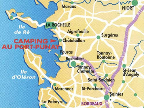 So finden sie uns campingplatz frankreich ch telaillon - Camping au port punay chatelaillon plage ...