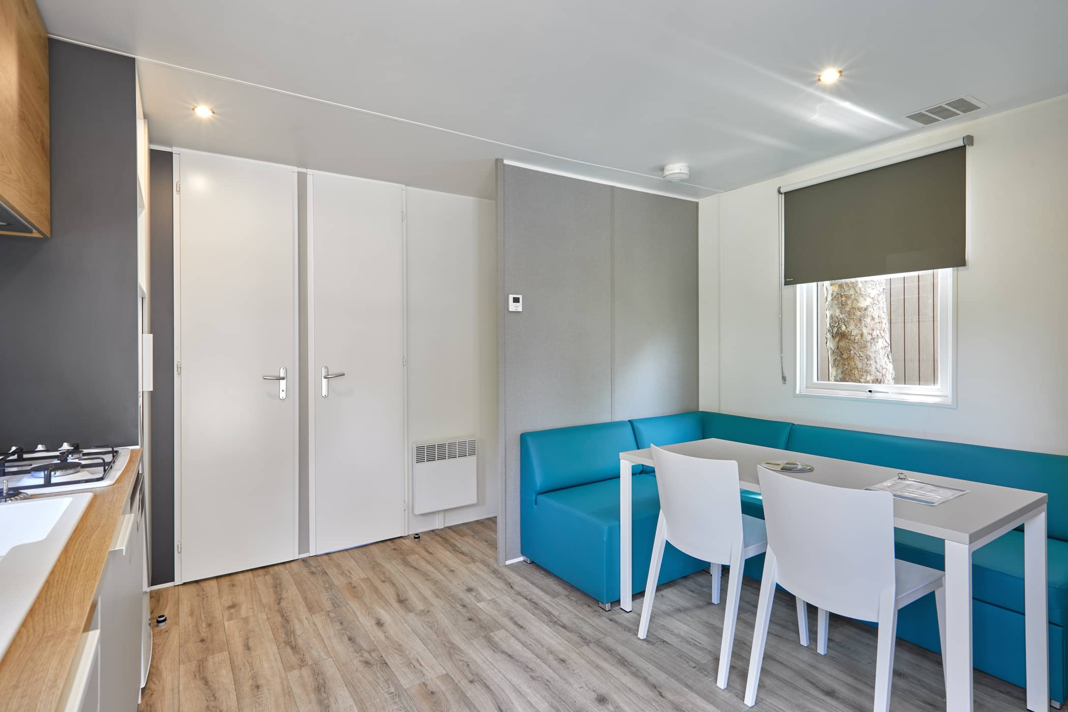 Mobil-home 4 personnes 2 chambres
