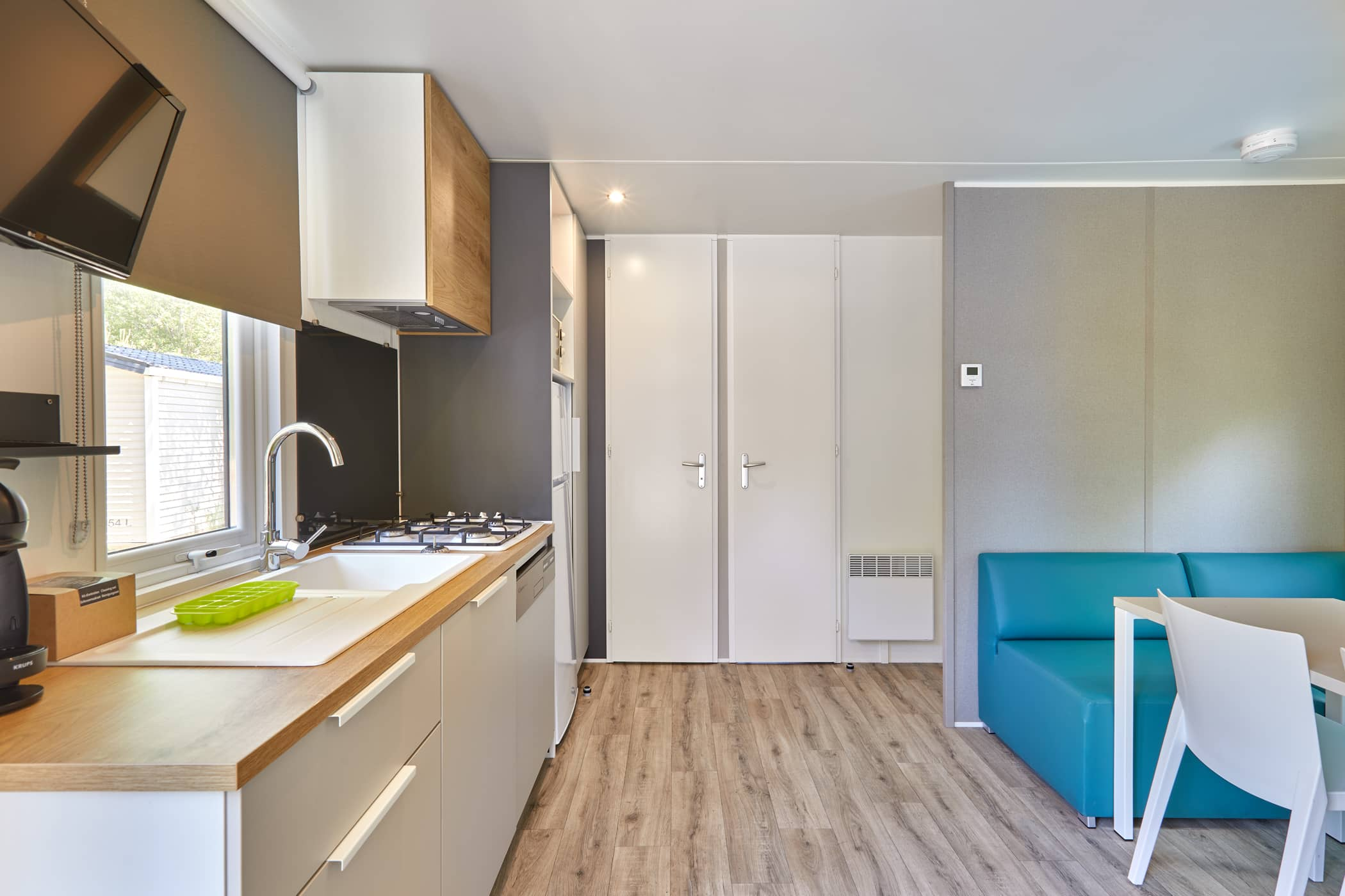 Mobil-home camping proche La Rochelle